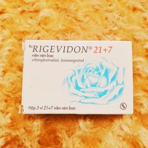 Ngừa thai hàng ngày Rigevidon